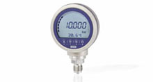 Digital pressure gauges calibration