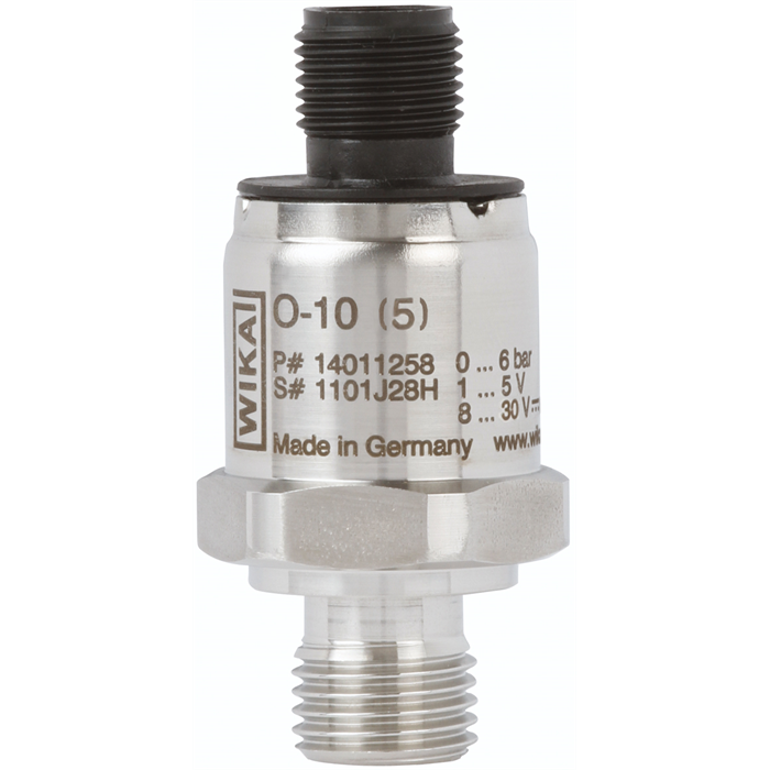 OEM pressure transmitter: Resistant to overload and condensation